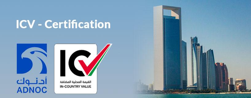 Adnoc Icv Certificate Program Benefits And Faqs Emirates Zone Companies Representation